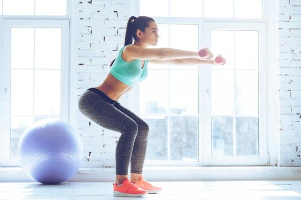 Squat hareketini doğru yapıyor musunuz?
